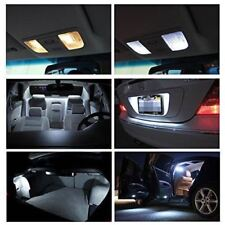 14x White Interior LED Lights Package Kit Fits Cadillac SRX 2004-2009 #A91