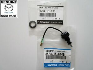 Mazda RX7 S1 S2 S3 S4 78-86 NEW Genuine OEM Coolant Water Level Sensor & Gasket