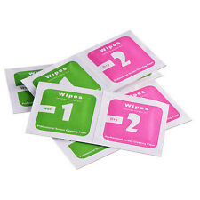 10set Cleaning Cloth Alcohol prep pads for Smartphone Tablet Touch Screen LCA