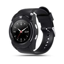 Smartwatch V8 Bluetooth Uhr IPS Display Android iOS Samsung iPhone HTC Huawei LG