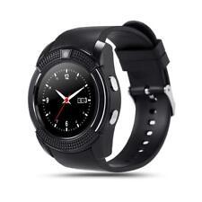 SmartWatch V8 - Bluetooth Uhr Handy Uhr Kamera iOS | Android | Windows - Schwarz