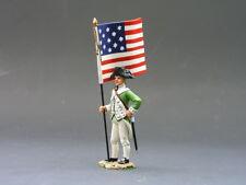 King & Country - AR51 - Flagbearer - En boite d'origine