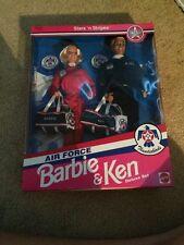 Barbie and Ken Air Force Stars n Stripes
