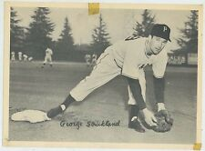 1950 Pittsburgh Pirates Big League Novelty George Strickland SCARCE ISSUE