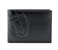Portafoglio con Portamonete uomo vera pelle Juventus FC Originale 13626