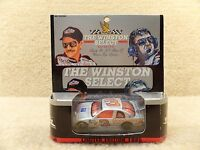 New 1995 Action 1:64 Diecast NASCAR Dale Earnhardt Sr Goodwrench Winston Silver