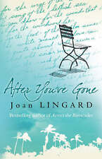 After You've Gone, Joan Lingard, New Book