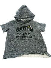 Boys 24 Month Hoodie #nation