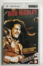 BOB MARLEY THE LEGEND LIVE~SEALED UMD MUSIC SONY PSP~UNIVERSAL MEDIA DISC~NOV 25