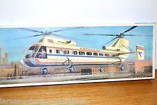 Modellbau Hubschrauber 1:100 Plasticart JAK-24P Bausatz DDR Modellbaukasten OVP