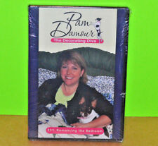 Pam Damour The Decorating Diva DVD #111 Romancing the Bedroom Room Cozy Design