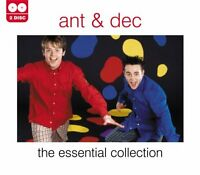 ANT & DEC The Essential Collection 2-CD NEW/SEALED PJ & Duncan and