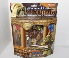 Great Warriors Gladiator 4D Puzzle Samnite Action Figure Brand New