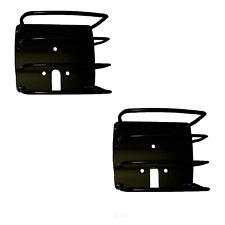 Tail Light Cover-Euro Tail Light Guards Black 76-06 Jeep CJ/Wrangler YJ/TJ