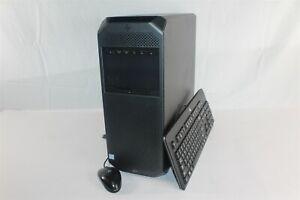 HP Z6 G4 Workstation 8C Xeon Silver 4108 1.8-3.0GHz 8GB RAM No SSD Firepro W2100