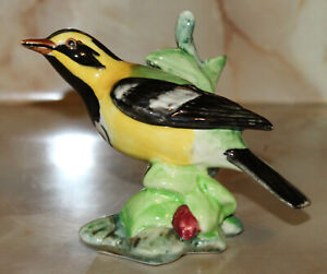 Stangl Townsend's Warbler Figurine 3814, MW