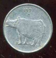 INDE  25 paise 1991   ANM