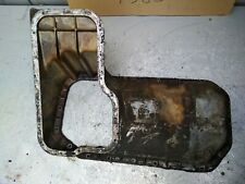 BMW E30 M10 Engine Oil Pan Upper Aluminum