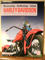 Harley Davidson -Restaurierung-Kaufberatung-Technik von Bruce Palmer (2017)