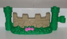 Fisher Price Current Little People Castle Fence Piece FPLP #3
