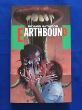 EARTHBOUND - FIRST BRITISH HARDCOVER EDITION SIGNED BY RICHARD MATHESON