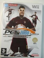 NINTENDO Wii gioco PES 2008, usato ma BENE