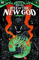 Dark Nights: Death Metal Rise Of The New Gods #1 DC Comics 2020 NM