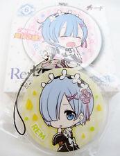 Official Japan Re: ZERO kara - Starting Life Acrylic Strap Rem ga Ippai Contempt