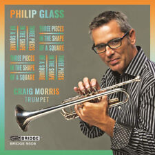 Philip Glass : Philip Glass: Three Pieces in the Shape of a Square CD (2018)