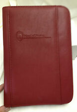 School of Nursing University of Wisconsin Red Notebook  6.5 x 9.5 inches