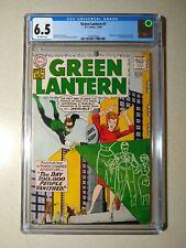 Green Lantern #7 CGC 6.5 1st Appearance of SINESTRO DC 1961