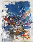 Joan Mitchell Untitled #3 Canvas Print 16 x 20   # 8149