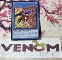 Yugioh Nekroz Of Unicore THSF-EN016 1st Ed Secret Rare NM