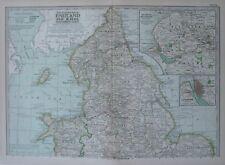 Liverpool England 1800-1899 Date Range Antique Europe Maps & Atlases ...