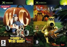 Wallace and Gromit Project Zoo & Wallace & Gromit The Curse of the Were Rabbit