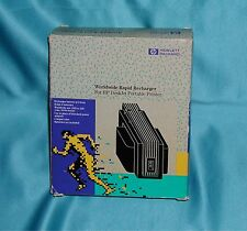 HP Worldwide Rapid Recharger for HP DeskJet Portable Printer C3004A New Other!