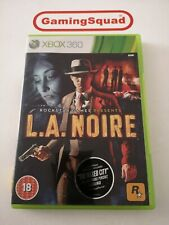 L.A Noire Xbox 360, Supplied by Gaming Squad