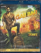 gabbar is back - Akshay Kumar - Nuevo Original Bollywood Blu-Ray - GB