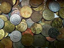 Arcade and other Game Tokens Lot. More than 150!