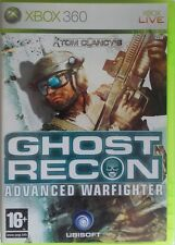 Ghost Recon Advanced Warfighter. XBox 360. Fisico. Pal Es