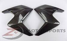 2008-2016 Honda CB1000R Upper Side Mid Panel Fairing Cowling 100% Carbon Fiber