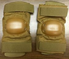 USMC Coyote Brown,Elbow Pads, NEW / Size Med.
