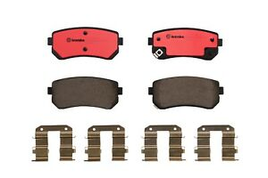 For Hyundai Elantra Tucson Kia Forte Sportage Rear Brake Pad Set Ceramic Brembo