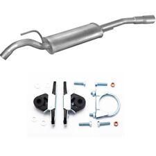 Montageware Auspuff Endschalldämpfer VW Passat 1.9 TDi 35i mit E-Zeichen