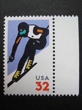 USA MiNr. 2905 postfrisch**    'Wintersport: Skifahren' (T 708)