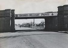 McIvor Rd Bendigo Australia pre 1930, Sherwin Williams Paints