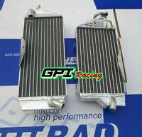 aluminum radiator for Kawasaki KX450F KXF450 KX 450F 10-2012 2013 2014-16 14