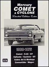 39 articles on Mercury Comet 1961 1962 1963 1964 1965 1966 S22 Cyclone Caliente