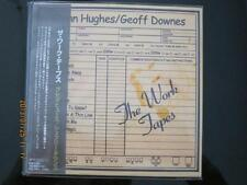 GLENN HUGHES GEOFFREY DOWNES the work tapes JAPAN MINI LP CD ASIA BUGGLES