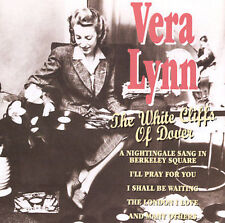 White Cliffs of Dover by Vera Lynn (CD) - **DISC ONLY**